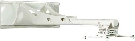 Premier Mounts UNI-EPDS-RST-01 Short Throw Proj. Arm, White UNI-EPDS-RST-01