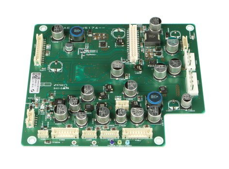 Sanyo 9450683382 PLC-XF60A DC Power Supply 9450683382