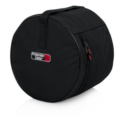 """Gator Cases GP-1210 10""""x12"""" Standard Series Padded Tom Bag from Protechtor GP-1210"""