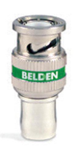 Belden 1694ABHD3  3-Piece RG6 HD-BNC connector 1694ABHD3