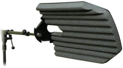 Primacoustic SPLASHGUARD Drum Microphone Acoustic Shield/Boom-Attachable Gobo SPLASHGUARD
