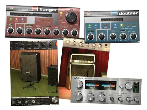 Softube Time & Tone Plus Bundle Upgrade Download for Eligible Focusrite Bundle Owners TIME-TONE-PLUS-UPG