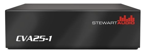 Stewart Audio CVA-25-1 25 Watt Mono Amplifier, 70V or 100V CVA-25-1
