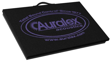"Auralex GREAT-GRAMMA-II-4PK Great GRAMMA v2 4 PK Pack of (4) Acoustic Isolation Platforms, 30"" x 19"" x 1.75"" GREAT-GRAMMA-II-4PK"