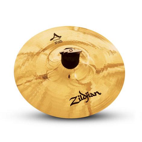 "Zildjian A20542 10"" A Custom Splash Cymbal with Brilliant Finish A20542"