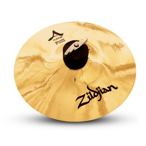 "Zildjian A20540 8"" A Custom Splash Brilliant Finish A20540"