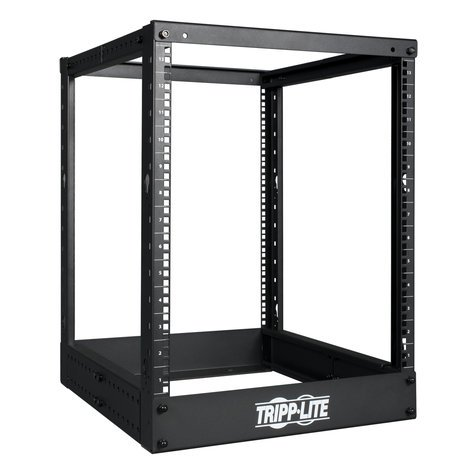 Tripp Lite SR4POST13  13RU SmartRack 4-Post Open Frame Rack SR4POST13