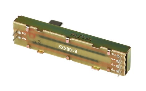 Behringer Y00-84251-00968 Replacement Crossfader for DJX VMX VX Y00-84251-00968