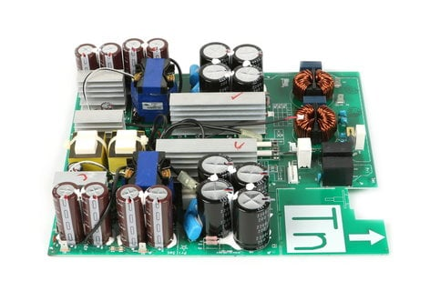 Yamaha WH377200  T5N 120V Power Supply PCB Assembly WH377200