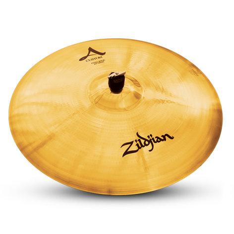 "Zildjian A20524 22"" A Custom Ping Ride Cymbal in Brilliant Finish A20524"