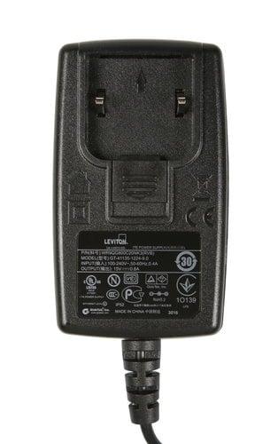 Leviton TFR-01280-0  12v AC Adaptor for MC 7000 and MC 7016 TFR-01280-0