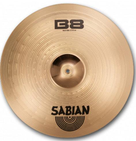 "Sabian 42014 20"" B8 Rock Ride Cymbal 42014"