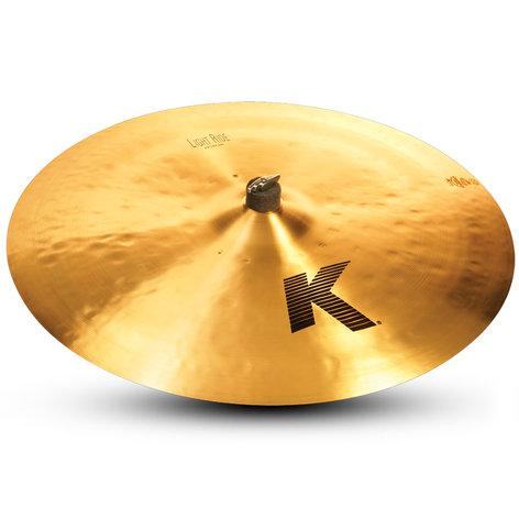 """Zildjian K0834 24"""" K Light Ride Cymbal K0834"""
