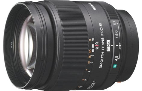 Sony SAL135F28 135mm F2.9 Telephoto Lens SAL135F28