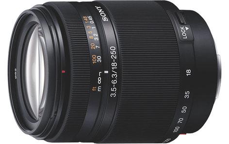 Sony SAL18250 18mm-250mm Zoom Lens SAL18250