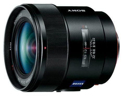 Sony SAL24F20Z 24mm Wide Angle Lens SAL24F20Z