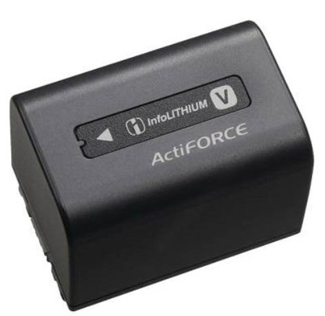 Sony NP-FV100 Rechargeable Camcorder Battery, Li-Ion NPFV100