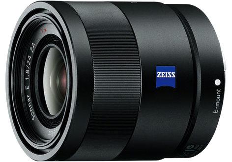 Sony SEL24F18Z 24mm f/1.8 Wide-Angle Prime Lens SEL24F18Z