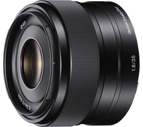 Sony SEL35F18 35mm f/1.8 Prime Lens SEL35F18