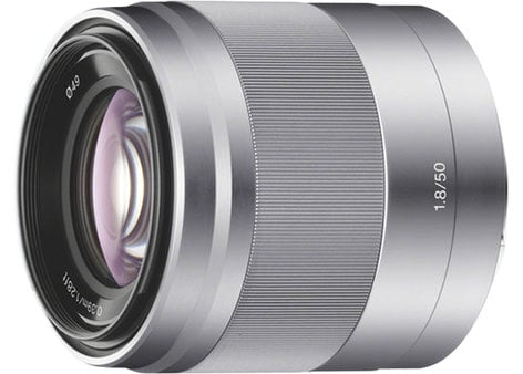 Sony SEL50F18 50mm f1.8 Mid-Range Prime Lens SEL50F18