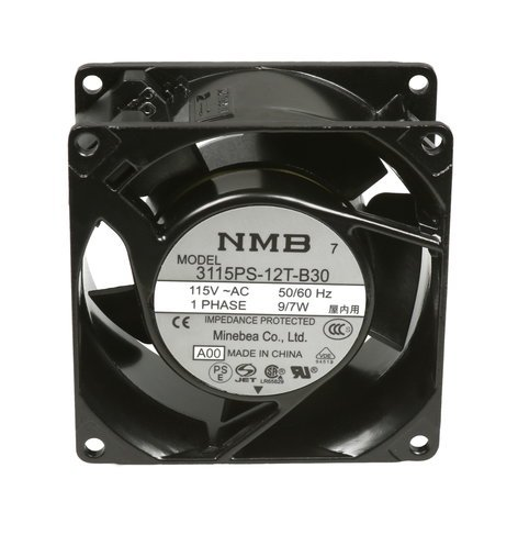 QSC MS-100003-FN MX700 and MX1500 Fan MS-100003-FN