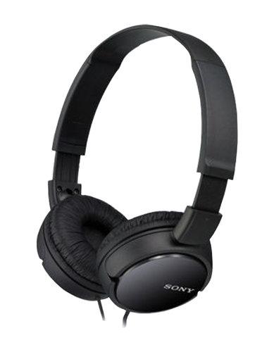 Sony MDRZX110/BLK Full Size Black Headphones MDRZX110/BLK