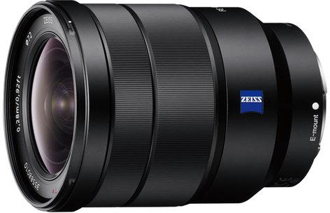 Sony Wide-Angle Zoom Lens 16mm-35mm  f/4.0 Sony E-Mount SEL1635Z