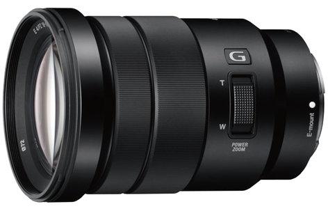 Sony SELP18105G  E PZ 18-105mm f/4 G OSS Lens  SELP18105G