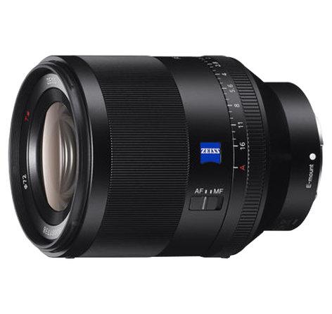 Sony SEL50F14Z Planar T* FE 50mm f/1.4 ZA Lens SEL50F14Z