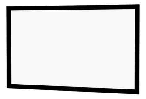 """Da-Lite 24769V Cinema Contour 16:10 100"""" x 160"""" Fixed Frame Screen 24769V"""
