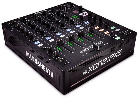 Allen & Heath-Xone Xone:PX5 [RESTOCK ITEM] 4 Channel DJ Performance Mixer PX5-XONE-B1