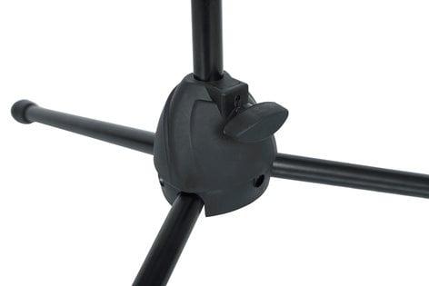 Gator Cases Rok-It RI-MICTP-FBM Heavy Duty Tripod Microphone Stand with Fixed Boom RI-MICTP-FBM