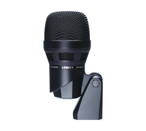 Lewitt DTP 340 REX Dynamic Bass and Bass Drum Microphone DTP340REX