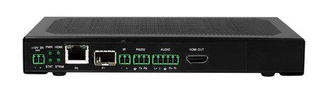 AMX NMX-DEC-N2422A  JPEG 2000 4K60 4:4:4 UHD Video Over IP Decoder  NMX-DEC-N2422A