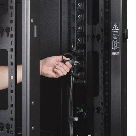 Tripp Lite SR48UBDP  48U Rack Enclosure Server Cabinet SR48UBDP