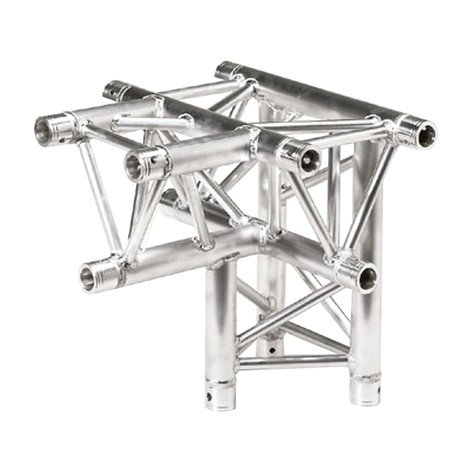 Global Truss TR-4097-D 4 Way T-Junction with Apex Down TR4097-D