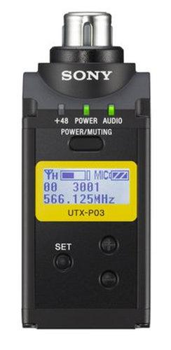 Sony UTX-P03/14 Plug-On Wireless Transmitter in Channel 14 UTX-P03/14