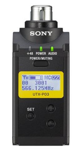 Sony UTX-P03/30 Plug-On Wireless Transmitter in Channel 30 UTX-P03/30