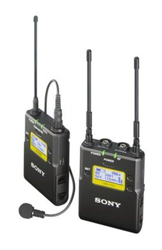 Sony UWP-D11/14 Portable Wireless Bodypack Lavalier Mic ENG System in Channel 14 UWP-D11/14
