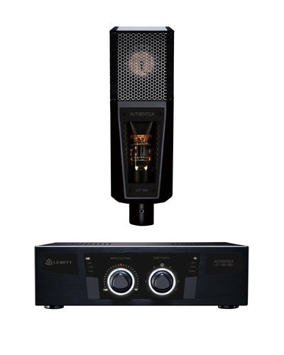 Lewitt LCT 940 Reference Class Tube/FET Microphone LCT940