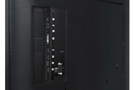 "Samsung QM65H  65"" Edge-Lit 4K UHD LED Display for Business  QM65H"