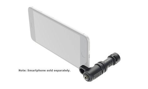 Rode VideoMic Me External Cardioid Microphone for Smartphones VIDEOMIC-ME