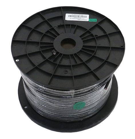 Elite Core Audio PROCAT5E-S-500  Tactical Shielded Soft CAT5E Bulk Cable, 500 ft Spool PROCAT5E-S-500