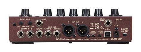 Roland AD-10  Acoustic Preamp  AD-10