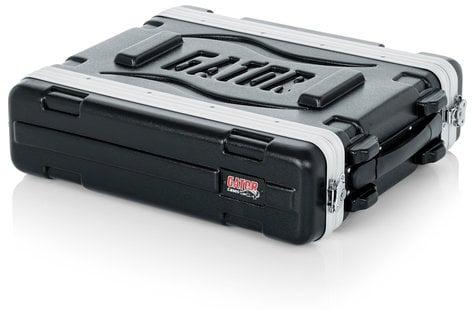 Gator Cases GR-2S 2RU Shallow Polyethylene Molded Audio Rack GR2S