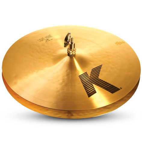 "Zildjian K0928 16"" K Series Light Bottom Hi-Hat K0928"