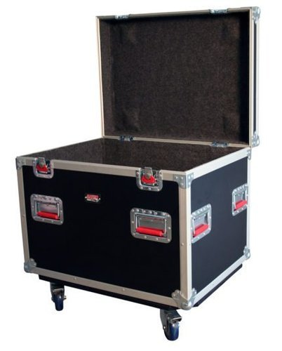 Gator Cases G-TOURTRK3022HS ATA Tour-Style Truck Pack Road Trunk with Casters G-TOUR-TRK-3022HS