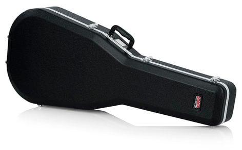 Gator Cases GC-DREAD-12 Deluxe Molded Hardshell 12-String Dreadnought Acoustic Guitar Case GC-DREAD-12