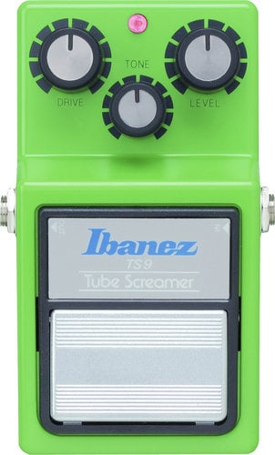 Ibanez TS9 Tube Screamer Overdrive Pedal TS9