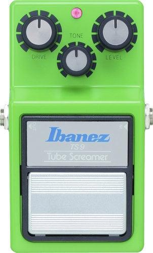 Ibanez TS9 Tube Screamer Overdrive Pedal TS9